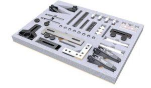 TR-KIT-03 Work Holding Starter Kit