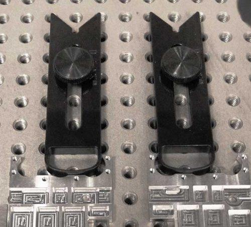 D-Block clamps - individual