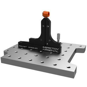 Skinny Vise Thumb Screw - Laser Arsenal