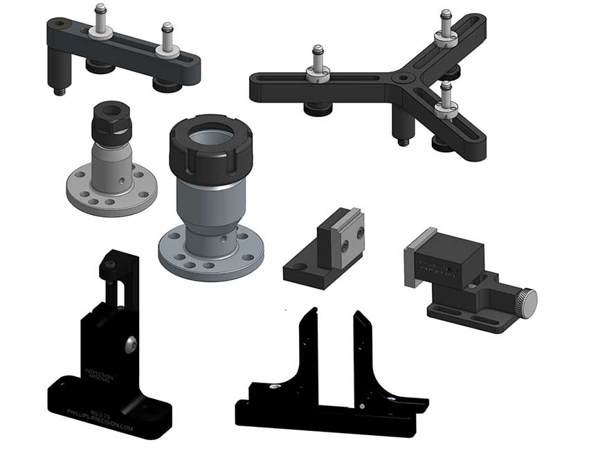 Vises and Specialty Products - Phillips Precision