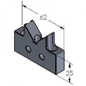 V-Block Stand-off Metric